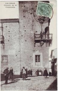 Cáceres, círculo de la concordia