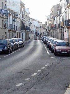 La calle Margallo.
