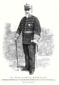 GENERAL MARGALLO CACERES