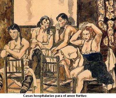 prostitutas chamberi pinturas prostitutas