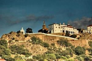 santuario virgen de la montaña caceres