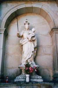 virgen de la Estrella (en el cementerio) 1