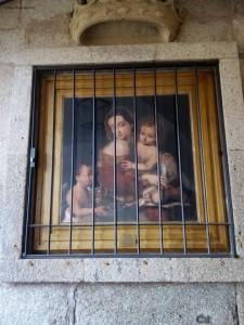 virgen del buen parto de caceres