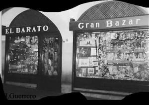 El Barato, en la Plaza Mayor