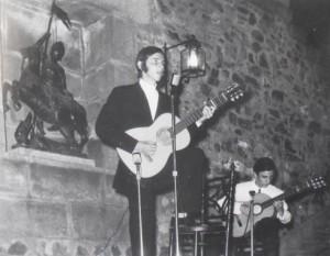 Paco Martín, la Voz