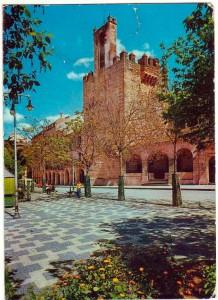Plaza Mayor C aceres Años 60