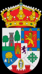 Escud de la Diputación de Cáceres