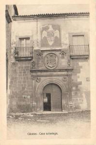 Palacio deOvando sobre 1915