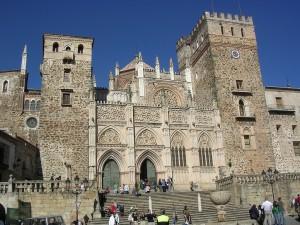 monasterio de guadalupe fachada