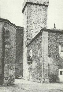 Casa de los Ovando Palacio de las Cigüeñas 1951