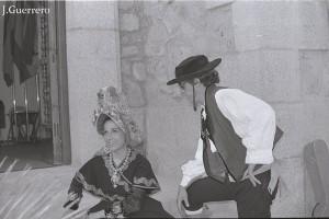 FITO ROMERO Y TOÑI CAMACHO. PARADOR 1971