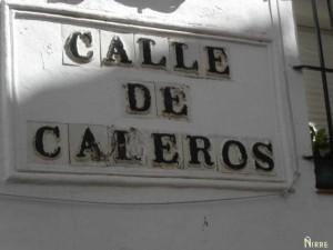 calle caleros foto blog pueblos de españa.