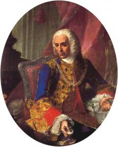 JOSE DE CARVAJAL Y LANCASTER, UN CACEREÑO EN LA CORTE DE FERNANDO VI