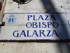 plaza obispo galarza