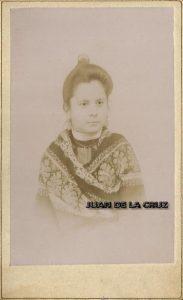 """""""Joven con el Traje Típico Cacereño"""", de Manuel Elizechea."""