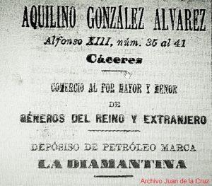 callepintores.comerciodeagonzalezalvarezlasamableajulio1903
