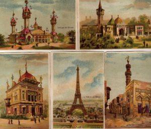 monumentos franceses más importantes