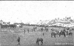 LAS FERIAS DE CACERES EN 1903