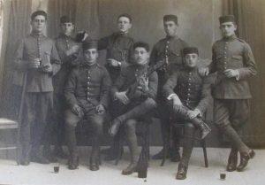 regimiento de infanteria segovia en caceres