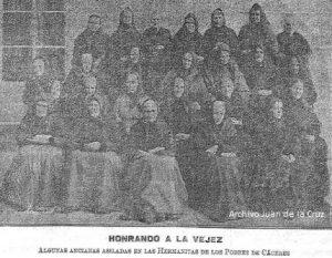 EL ASILO Y EL HOMENAJE A LA VEJEZ (1925)