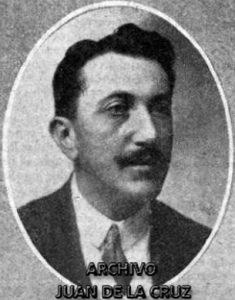 Alfonso de Rojas, Gobernador Civil de Cáceres en 1913.