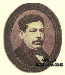 José Alvarez Guerra, Gobernador Civil de Cáceres en 1835.