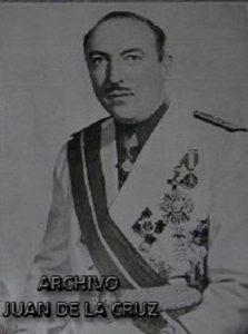 Antonio Rueda Sánchez-Malo, gobernador civil entre 1946-1956.