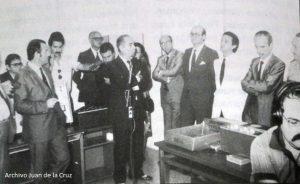 RADIO NACIONAL DE ESPAÑA EN EXTREMADURA (CACERES, 1982)