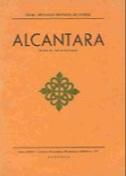 """LA SENSIBILIDAD DE LA REVISTA """"ALCANTARA"""", DE SIEMPRE"""