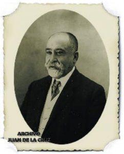 PABLO PLAZA, UN GOBERNADOR DE PRINCIPIOS DEL XX EN CACERES