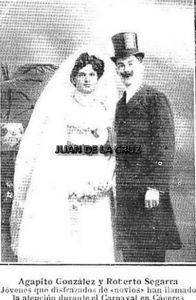 DE AQUELLOS CARNAVALES DE 1910