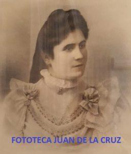 Dolores de la Encarnación Díez Saborid.