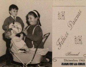 FELICES PASCUAS DE NIÑOS CACEREÑOS (BERNAL 1963)
