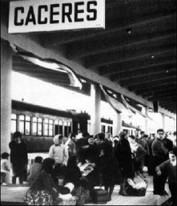 LOS EXTREMEÑOS TIRAN DEL CARRO