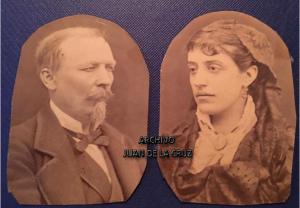 François Capdevielle y Victoria Borrella.