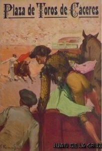 CARTEL DE LA FERIA TAURINA DE 1935