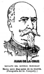 DEL GENERAL MARGALLO (1893)
