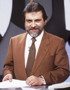 """Luis Mariñas Lage, uno de los grandes de TVE, dirigió """"19 Provincias""""."""