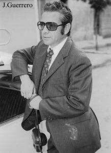 Luis Bravo, otro de los pioneros de TVE en Cáceres.