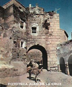 Arco del Cristo, en fotografía de Antonio Verdugo.