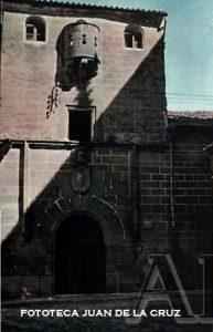 Así fotografió Verdugo la Casa del Sol.