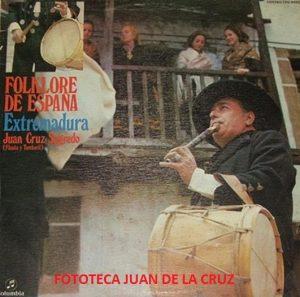 JUAN CRUZ SAGREDO, UN PECULIAR TAMBORILERO Y FLAUTISTA