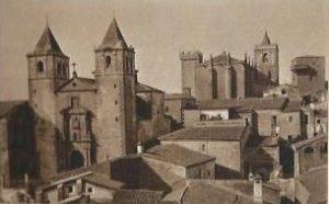 Extraordinaria imagen de Tomás Martín Gil en el Folleto de Turismo de la República.