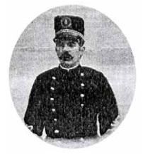 Arturo García Agúndez, primer director del Orfeón Cacereño, en 1903