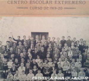 EL CENTRO ESCOLAR EXTREMEÑO Y DIEGO SILVA