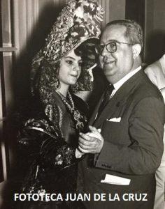 EL ALCALDE Y LOS FESTIVALES FOLKLORICOS HISPANOAMERICANOS (1961)