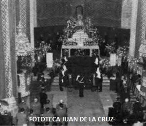 FIESTA EN HONOR DE SAN JORGE, PATRON DE CACERES (AÑOS 60)