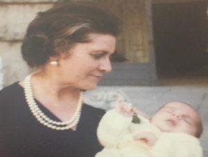 Adoración Gómez Sánchez, mi madre.