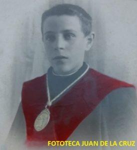 Lorenzo Pascual Manzano, de Seminarista.