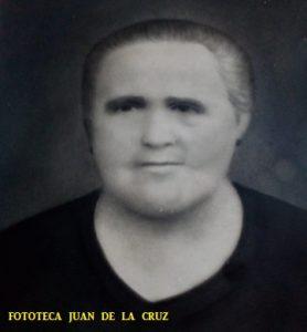 NATIVIDAD GABRIEL, AUTORA DE LA LETRA DE LA «JOTA DE ALCUESCAR»